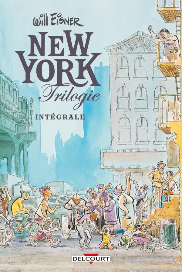 New York Trilogie - Int?grale