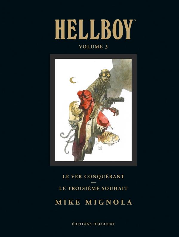 Hellboy Deluxe T03