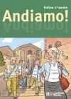 Andiamo! 2e année - Italien - Livre de l'élève - Edition 2001