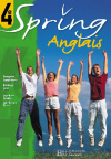 Spring 4e LV1 - Anglais - Livre de l'élève - Edition 2002