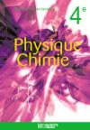 Etincelle Physique-Chimie 4e - Livre élève - Edition 2003