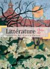 Des Textes à l'oeuvre 2de - Littérature - Livre de l'élève - Edition 2004
