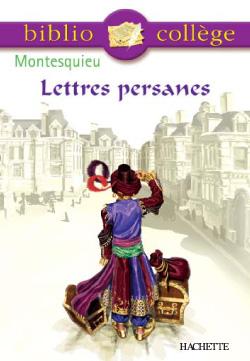 """Montesquieu(1689-1755) et les Femmes Esclaves d'un Musulman Persan dans son livre """"Lettres Persanes""""(1721)"""