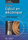 Guide du calcul en mécanique - Livre élève - Ed.2007