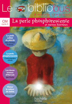 Le Bibliobus nº 9 CM - La Perle phosphorescente - Livre de l'élève - Ed.2005