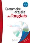 Grammaire actuelle de l'anglais + CD