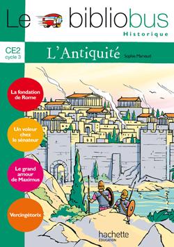 Bibliobus CE2 L'antiquité