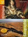 Histoire Géographie 5e - Livre élève - Nouvelle édition 2010