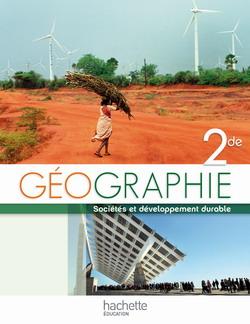 Géographie Seconde Livre Eleve - Format compact - Edition 2010