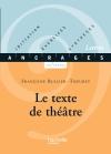 Le texte de théâtre