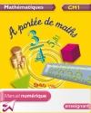 A portée de maths - Mathématiques CM1 - Manuel numérique version enseignant - Ed.2009