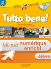 Manuel numérique élève Tutto bene 2de - Italien - Edition 2010