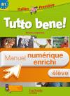 Manuel numérique Tutto bene Italien 1re Edition 2011 - Licence élève enrichie