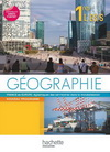 Géographie 1res ES/L/S - Livre élève Format compact - Edition 2011