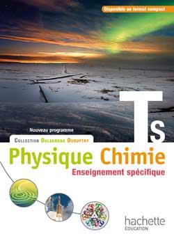 Hachette Physique Chimie Terminale S livre du professeur sp�cifique