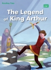 Reading Time CM1 - Legend of King Arthur - Livre élève - Ed. 2014