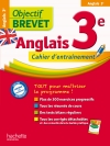 OBJECTIF BREVET ANGLAIS 3EME