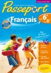 Passeport -Français de la 6e à la 5e