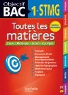 Objectif Bac Toutes les matières 1re STMG