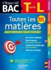 Objectif Bac - Toutes les matières Terminale L