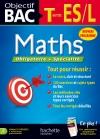 Objectif Bac - Maths Terminales ES/L
