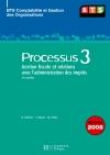 P3 Gestion fiscale, relations avec l'administration (1), BTS CGO, Livre de  l'élève, éd. 2008