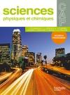 Sciences Physiques CAP - Livre élève - Ed.2010