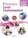 Prévention Santé Environnement 2de-1re-Terminale Bac pro - Livre élève - Ed. 2014