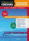 Objectif Concours Géographie Économique Cat A et B 2015/2016
