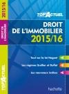Top Actuel Droit De L'Immobilier