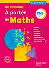 Le Nouvel A portée de maths CM1 - Manuel numérique enseignant simple - Ed. 2015
