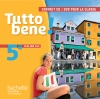 Tutto bene italien cycle 4 / 5e LV2 - Coffret CD/DVD classe - éd. 2016