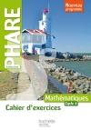 Cahier d'exercices Phare mathématiques cycle 4 / 5e - éd. 2016