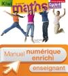Manuel numérique Kiwi mathématiques cycle 4 / 5e, 4e, 3e - Licence enrichie enseignant - éd. 2016
