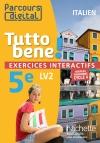 Parcours digital Tutto bene! cycle 4 / 5e LV2 - Italien - Edition 2016 - Licence élève