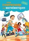 Pour comprendre les mathématiques CM1 - Fichier numérique simple élève - Ed. 2016