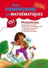 Pour comprendre les mathématiques CE1 - Photofiches - Ed. 2016
