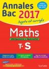 Annales Bac 2017 - Maths Term S