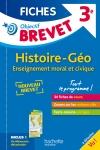 Objectif Brevet 3e - Fiches détachables Histoire-Géographie-EMC