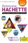 DICTIONNAIRE HACHETTE 2017 France