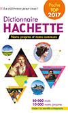 Poche Top Dictionnaire Hachette