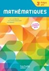 Mathématiques 3e Prépa-Pro - Livre élève - Ed. 2016