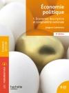 Économie politique 1. Économie descriptive et comptabilité nationale