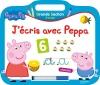 Peppa Pig Mon Ardoise Grande Section