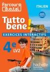 Parcours digital Tutto bene! italien cycle 4 / 4e LV2 - éd. 2017