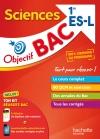 Objectif Bac Sciences 1res L/ES
