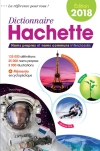 Dictionnaire Hachette 2018 France