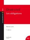Les Fondamentaux - Droit civil : Les obligations