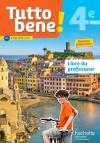 Tutto bene! italien cycle 4 / 4e LV2 - Livre du professeur - éd. 2017