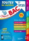 Objectif Bac - Toutes les matières - Term ST2S Bac 2018